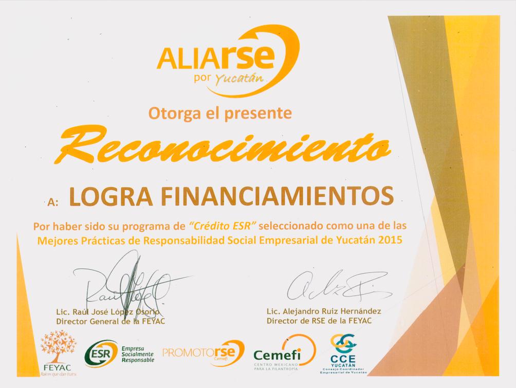 Reconocimiento Mejor Práctica Yucatán 2015-Versión Web